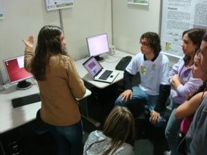 Projetos do cursos de Telecomunicações